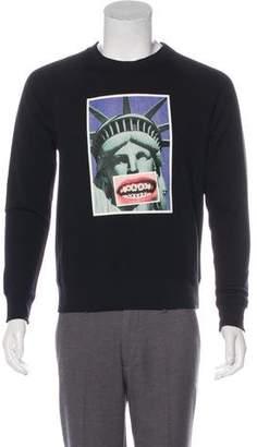 Marc Jacobs x @Hey_Reilly 2018 Logo Graphic Print Sweatshirt w/ Tags