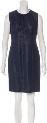 Salvatore Ferragamo Mini Sleeveless Dress