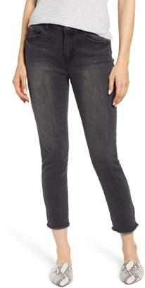Wit & Wisdom Ab-Solution Embellished Ankle Jeans