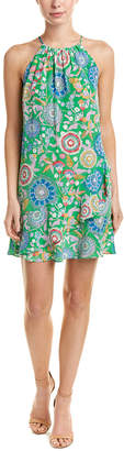 Alice & Trixie Silk Shift Dress