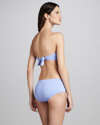 Juicy Couture Miss Divine Fold-Over Bottom, Grape Mist