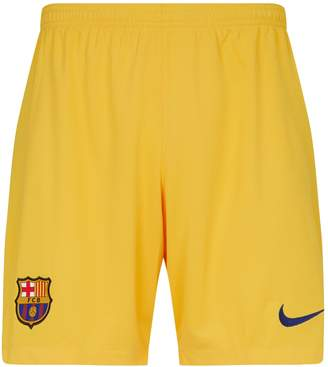 Football Badge Logo Shorts
