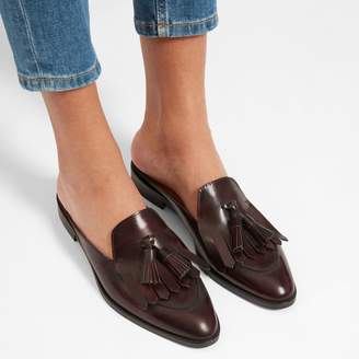 Everlane The Modern Tassel Loafer Mule