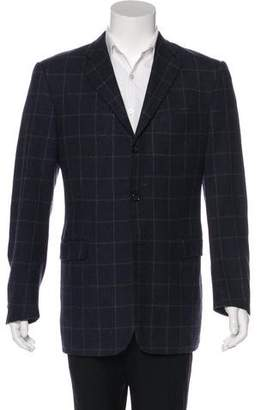 Burberry Wool Bond Street Blazer