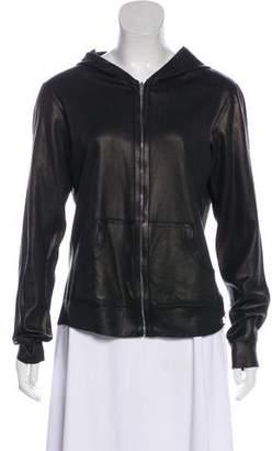 Bleu Lab Bleulab Reversible Zip-Up Jacket