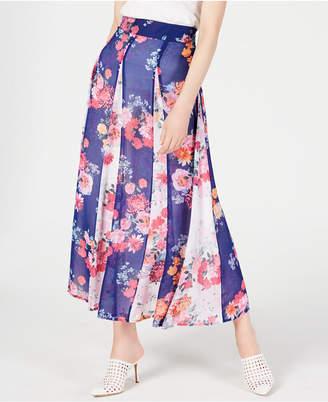 INC International Concepts I.n.c. Floral-Print Maxi Skirt