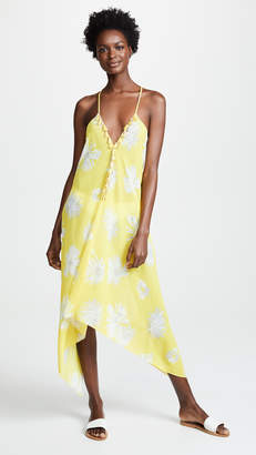 Ramy Brook Printed Kym Dress