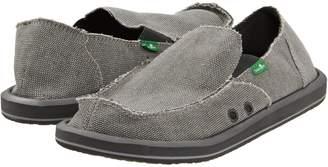 Sanuk Men's Vagabond Slip-on Shoe (, ..)