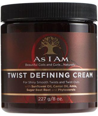 As I Am Twist Defining Cream $12.99 thestylecure.com