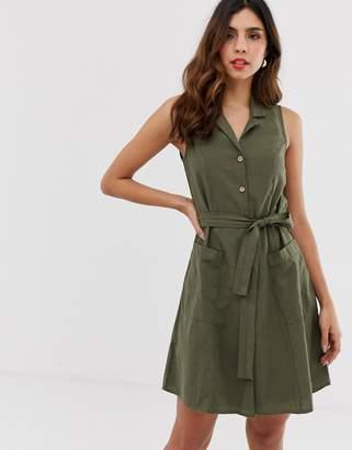 f21373d1b Vero Moda Green Dresses - ShopStyle UK