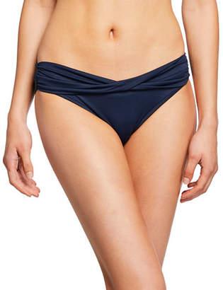 Seafolly Twist-Band Hipster Swim Bikini Bottom