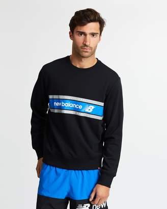New Balance Athletics Archive Crew Sweater