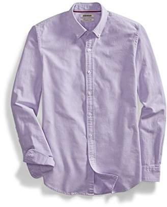 Goodthreads Men's Slim-Fit Long-Sleeve Solid Oxford Shirt