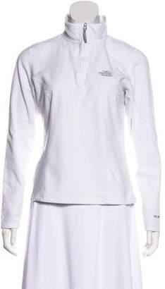 The North Face Fleece Zip Sweatshirt