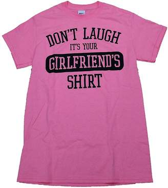 Humör Don't Laugh It's Your Girlfriend's Shirt Graphic T-Shirt