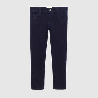 Childcare's felted cotton jersey slim pant $275 thestylecure.com