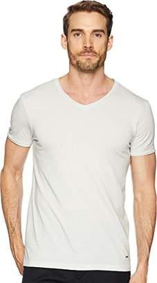 HUGO BOSS Men's Trace Slim Fit V-Neck T-Shirt