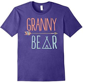 Cute Granny Bear Shirt Grandmother Shirt