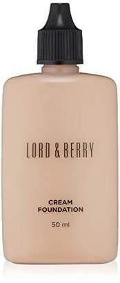 Lord & Berry Cream Foundation