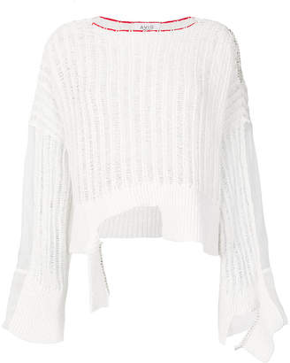 Aviu cropped jumper