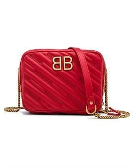 Balenciaga Bb Reporter Xs Leather Bag