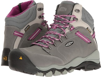 Keen Utility - Canby AT Waterproof Women's Work Pull-on Boots $150 thestylecure.com