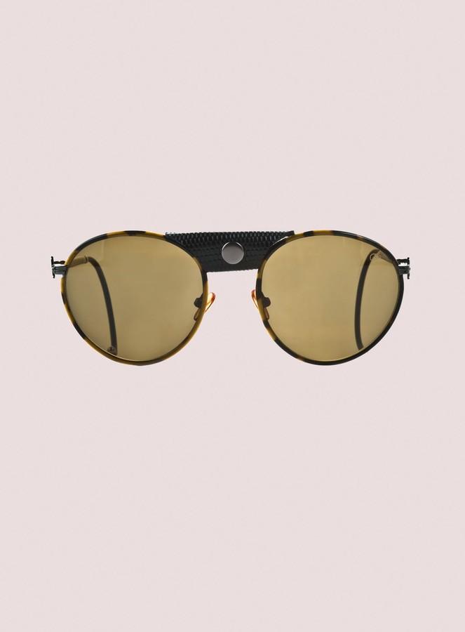 Proenza Schouler Aviator Sunglasses