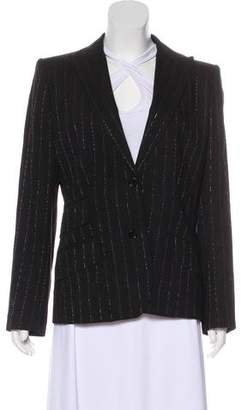 Dolce & Gabbana Virgin Wool-Blend Blazer
