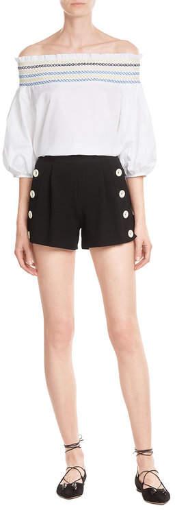 MoschinoBoutique Moschino Sailor Shorts