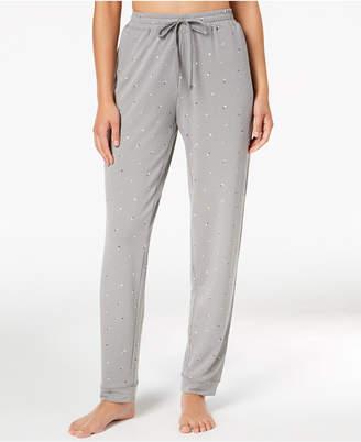 Hue Printed Jogger Pajama Pants
