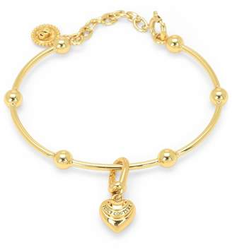 Juicy Couture Banner Clip Charm Bangle