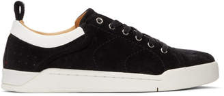 Diesel Black S Marquise Sneakers