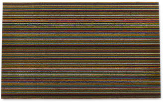 Chilewich Skinny Stripe Shag Big Mat