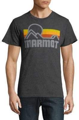 Marmot Coastal Graphic Tee