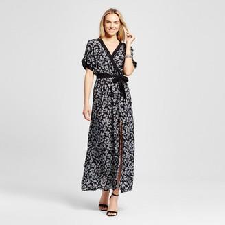 Merona Women's Wrap Floral Maxi Dress $29.99 thestylecure.com