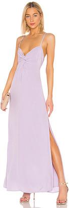 Capulet Judith Knot Front Maxi Dress
