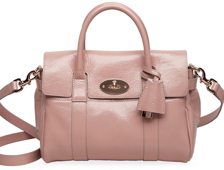 Mulberry / Small Bayswater Satchel