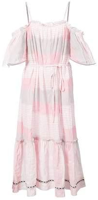 Lemlem Dera Off Shoulder Short Dress