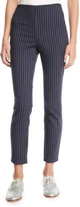 Rag & Bone Simone Striped High-Rise Trousers