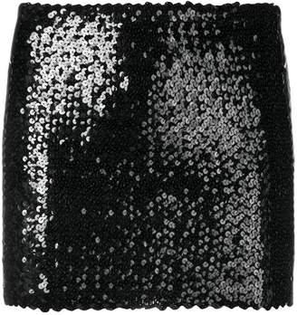 Faith Connexion sequin mini skirt