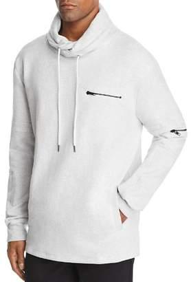 nANA jUDY York Pisa Funnel-Neck Sweatshirt