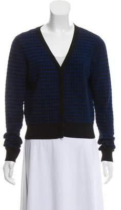 Diane von Furstenberg Blue Lightweight Cardigan Blue Blue Lightweight Cardigan