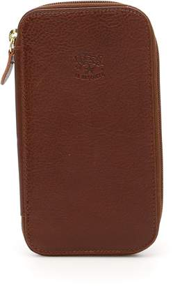 Il Bisonte Zip-around Wallet