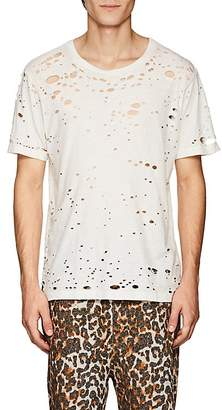 NSF Men's Elliot Distressed Cotton T-Shirt