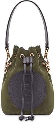 Fendi green Mon Tresor mini bag