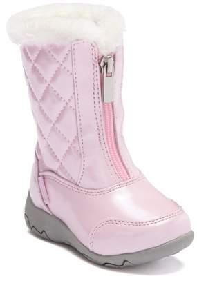 Khombu Katie Faux Fur Waterproof Boot (Toddler)