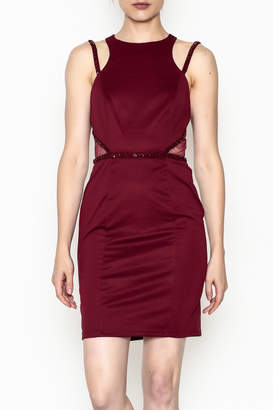 Minuet Holly Cocktail Dress