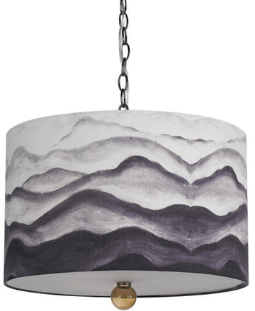 AF Lighting Af Lighting Mountain Air Pendant Lamp