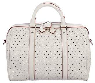 Louis Vuitton Perforated SC Bag PM White Perforated SC Bag PM