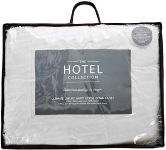 Hotel Collection Ultimate Luxury White Goose Down 15.0 Tog Duvet